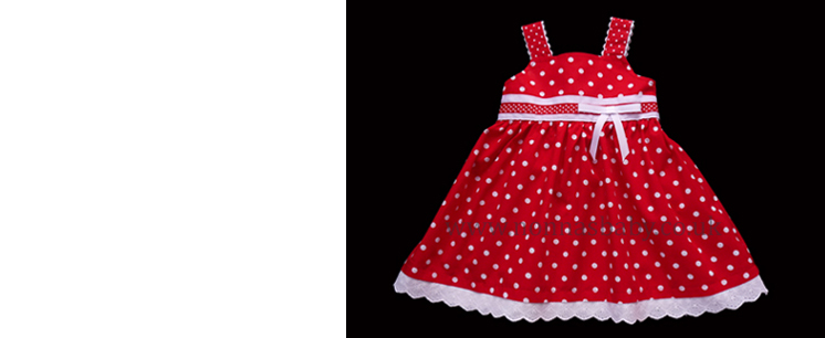 Gorgeous Summer Baby Dresses