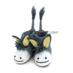 Absolutely Gorgeous Handmade Slippers – Darci Donkey