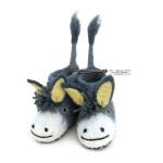 Absolutely Gorgeous Handmade Slippers – Darci Donkey