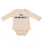 """Baby Bodysuit """"I'm Spartacus"""""""