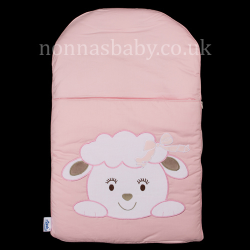 Cotton Candy Nap Mat
