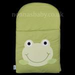 Googly Green Nap Mat