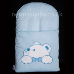 Baby Nap Mat Plush Paws NEW Watermark