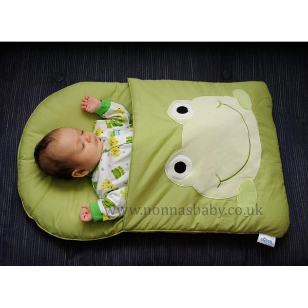 Googly Green Nap Mat Nonna S Baby