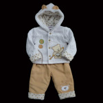 Heavyweight Fleece 2 Piece Set for Boys
