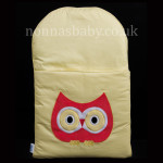 Happy Hoot Nap Mat