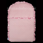 Rosy Ruffles Mat