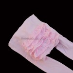 Frilly-Cotton-Tights-Pink-A1