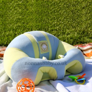 Hugaboo Catalina Blue and Yellow C