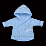 "Blue Jacket ""Sweet Dreams"" Premature Baby"