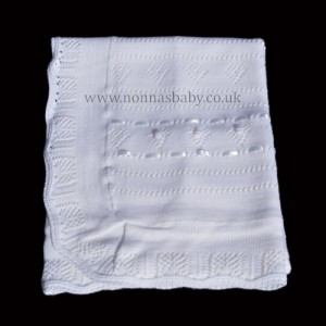 Shawl-Ribbon-White-A
