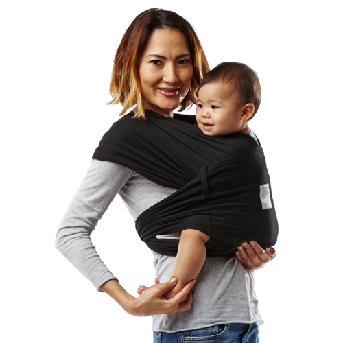 Baby K Tan Carrier Soft Cotton Black Nonna S Baby