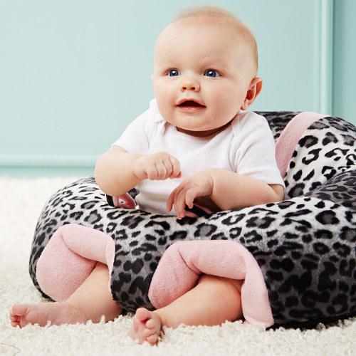 Hugaboo Baby Seat Snow Leopard