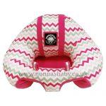 Hugaboo Baby Seat Chevron Pink