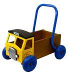 Great Gizmos Baby Walker Truck Yellow